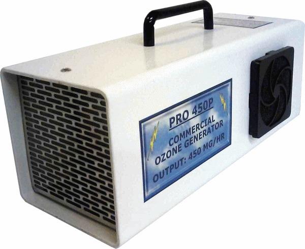 DC PRO 450 ozone generator